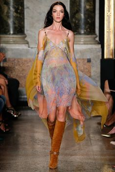 Emilio Pucci - Spring 2015 Ready-to-Wear - Look 6 of 48