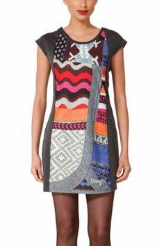 Vestido Desigual Lonso (63,20€)