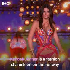 Kendall Jenner can pull off ANY look here's the proof. Bruce Jenner, Kris Jenner, Kendall Jenner Video, Kendall And Kylie Jenner, Kardashian Jenner, Victorias Secret Models, Victoria Secret Fashion Show, Fashion 90s, Girl Fashion