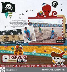 Treasure Hunt - Imaginisce - Scrapbook.com