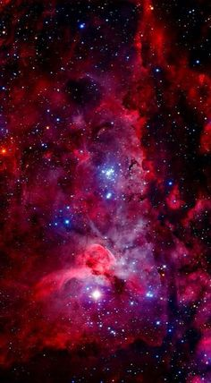 Cosmos red night live lake starry space iphone 5s wallpaper iphone 5 se wallpapers - Galaxy nebula live wallpaper ...
