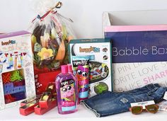There is nothing more exciting than checking out what brands are trending in the market during each season. I was mega excited to get to participate in the Spring Edit Babbleboxx by Single Edition Media. This box was jam-packed with brands that were ideal for Tots & Tweens. I have 3 kids which fall under these categories so they really enjoyed the brands which included @ediblearrangements @oshkoshkids & @yumspa - Super exciting stuff folks! Plus we have some coupons for two of the brands…