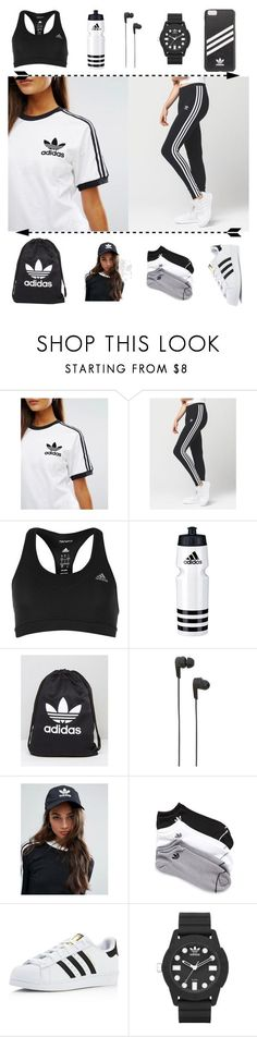 Adidas  by molldollc ❤ liked on Polyvore featuring adidas, BO Play and adidas Originals