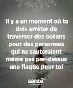 Quotes and inspiration QUOTATION – Image : As the quote says – Description Words Quotes, Love Quotes, Inspirational Quotes, Daily Meditation, French Quotes, Some Words, Positive Attitude, Positive Affirmations, Sentences