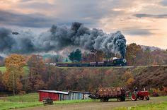 maryland scenery  | Western Maryland Scenic Railroad | Flickr - Photo Sharing!