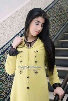Couture Fashion, Hijab Fashion, Caftan Gallery, Kurta Patterns, Modele Hijab, Arabic Dress, Mode Abaya, Afghan Dresses, Moroccan Caftan