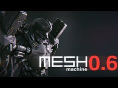 MESHmachine is a blender mesh modeling addon with a focus on hard surface work without subdivision surfaces, combining innovative chamfer and filleting tools with custom normal powered detailing via so called plugs. Blender Addons, Blender Tutorial, Character Modeling, 3d Character, 3d Tutorial, Blender 3d, Geometry, How To Apply, Surface