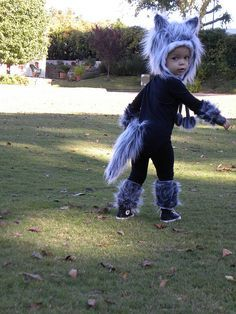 Halloween costumes for kids. Baby Wolf Costume http://www.worldwideweb.