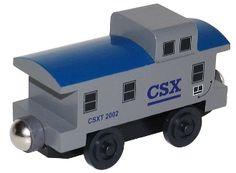 Norfolk Southern Gp 38 Diesel Engine Wooden Toy Train By