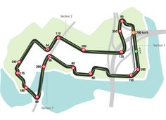 Grand Prix de Singapour Marina Bay