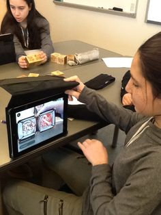 Using augmented reality to make learning come alive!