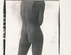 Irving Penn :: Nude No. 3, 1949-50 / src: metmuseum