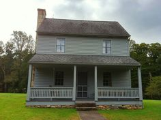 Patterson House. his farmhouse ended up in the middle of a battlefield when Union and Confederate forced clashed at Carnifex Ferry. Carnifex Ferry Battlefield State Park