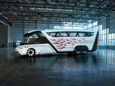 Bus Design by Miroslav Dorotcin at Coroflot.com