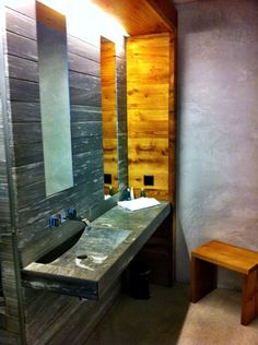 Rock resort CH - bathroom
