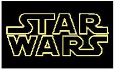Star Wars Written Crochet Graph