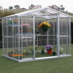 Duramax Building Products Polycarbonate Greenhouse