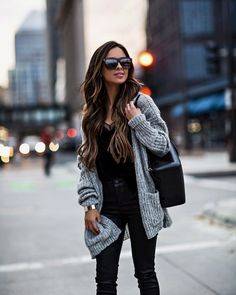 Amazing Winter Outfits Ideas You Will Fall in Love With ~ Fashion… Wow …! Amazing Winter Outfits Ideas You Will Fall in Love With ~ Fashion & Design Teen Fall Outfits, Winter Fashion Outfits, Look Fashion, Outfits For Teens, Teen Fashion, Trendy Outfits, Trendy Dresses, Fashion Photo, Fall Fashion