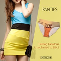 Stylish and Intimated #Panty at #Intimodo  #Onlinefancypanties #womenlingerie #womenfashion