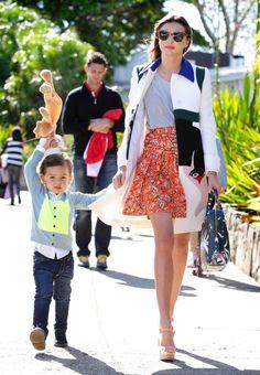 Miranda Kerr style file - Vogue Australia