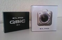 Filines Testblog: ELMO QBiC - Die Kamera der nichts entgeht