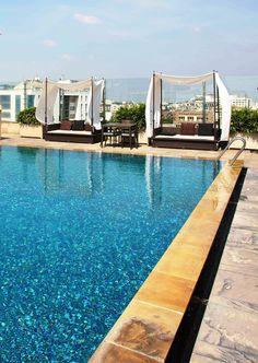The Park Chennai Poolside