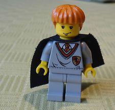 Lego Ron Weasley mit Umhang Sterne Figur Harry Potter