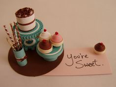 Quilled Sweets | Twirled Peace