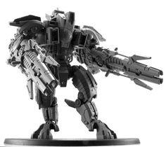 Forge World - Tau XV107 R'Varna Battlesuit