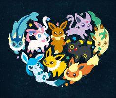 get in the ball: Photo Pokemon Tattoo, Pokemon Fan Art, Pokemon Pins, Eevee Wallpaper, Cute Pokemon Wallpaper, Cute Cartoon Wallpapers, Animes Wallpapers, Cute Animal Drawings Kawaii, Kawaii Drawings