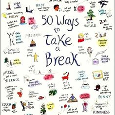 Its wednessadaaayy!! And I am sure all of us are waiting for Friday to come so eagerly. Zena brings you 50 easy ways to take a break at your workplace or if you have an exam to give. These will surely help you. Try them!  Connect with us on facebook- http://ift.tt/1QVJIyZ  #professionals#iot#iiot#workingmen#50ways#workingwomen#breaktime#helpyourself#DIY#fitness#wellness#diet#dieting#enjoy#meetzena by meetzena