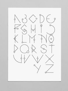 Creative Typography, Report, Comment, Minimalistic, and Design image ideas & inspiration on Designspiration Graffiti Lettering Fonts, Typography Alphabet, Hand Lettering Fonts, Doodle Lettering, Creative Lettering, Lettering Tutorial, Handwriting Fonts, Typography Fonts, Graphic Design Typography