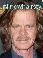 nice William H. Macy Hairstyles