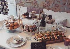 High Tea bij ZOET! #HighTea #Hartig #zoet #zeist #tearoom #lunchroom