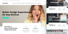 Innovatik is a WordPress LayersWp child theme, created for all kind of business, accounting, financial, brokerage, coaching, law office, bussines planning, corporate websites.