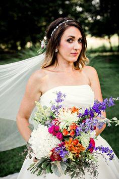 Boho Bride|Vibrant &