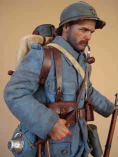 World at War (WWI, WWII, & Civil Wars) Poilu 1916 - OSW: One Sixth Warrior Forum