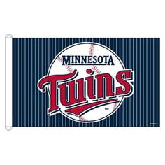 Minnesota Twins MLB 3x5 Banner Flag (36x60)