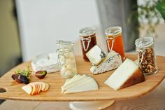 summer cheese display by Boutique Bites