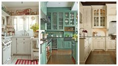 Kullanışlı ve şık görünümlü vintage mutfak modelleri arasında sunulan bu örneklere göre vintage sevenler kendi mutfaklarını oluşturabilirler.