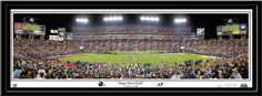 Pittsburgh Steelers poster Super Bowl XLIII panoramic picture Pittsburgh Steelers vs. Arizona Cardinals