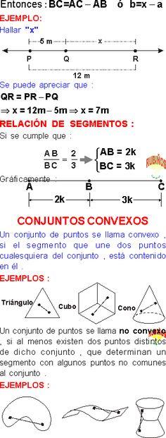 27 Ideas De Geometría Segmentos Ejercicios Resueltos Geometría Sustraccion