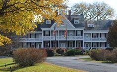 Kent Manor Inn - Right on the Chesapeake Bay.  Great getaway!