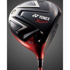 Yonex EZONE XP Driver tungsten in both head and grip available at fairwaygolfusa.com #fairwaygolfusa #yonexgolf