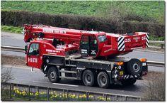 10 Best Cranes images | Big rig trucks, Big trucks, Heavy