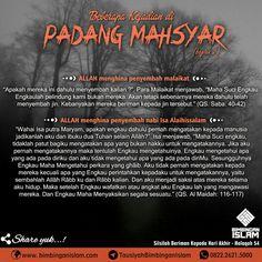 Padang mahsyar 2