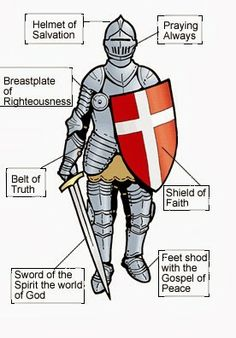 God Husband Kids: The Full Armor of God