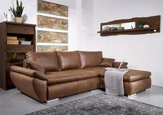 Ein wundervoller Ort zum Entspannen! #sofa #couch #möbel #möbelstücke #wohnzimmer #homeinterior #interiordesign #homedecor #decor #einrichtung #furniture #storage #livingroom #livingroomideas #ideas #comfort #relax #upholstered #gepolstert #entspannung #stressless #braun #brown #ecksofa #cornersofa #schlafsofa #modern #antikoptik #antique
