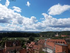 View of the Quedlinburg from the top of the castle. The Castle is also part of the UNESCO Heritage List. It was founded by Henry the Fowler and built up by Otto the Great in 936. The castle was used during the WWII as part of the propaganda.