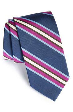 Peter Millar Woven Silk Tie | Nordstrom